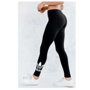 Adidas Originals Women's Trefoil Leggings Size M